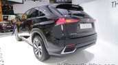 2018 Lexus NX 300 rear three quarters at IAA 2017