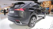 2018 Lexus NX 300 rear three quarters right at IAA 2017
