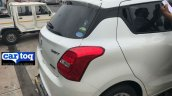 2018 Maruti Swift Spotted in India tail
