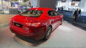 2018 Maserati Ghibli GranSport rear quarter at IAA 2017