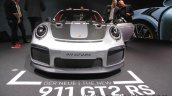 2018 Porsche 911 GT2 RS (991.2) front at IAA 2017
