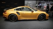 2018 Porsche 911 Turbo S Exclusive Series side at the IAA 2017