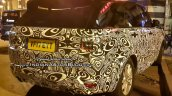 2018 Range Rover Sport (facelift) rear spied