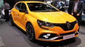 2018 Renault Megane R.S. front three quarters at IAA 2017