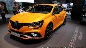 2018 Renault Megane R.S. front three quarters left at IAA 2017