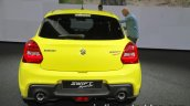 2018 Suzuki Swift Sport rear at IAA 2017
