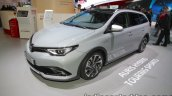 2018 Toyota Auris Touring Sports front three quarters right at IAA 2017