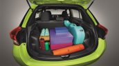 2018 Toyota Yaris Thailand boot space
