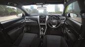 2018 Toyota Yaris Thailand dashboard