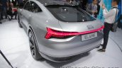 Audi Elaine Concept rear three quarters