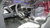 Audi Elaine dashboard at IAA 2017