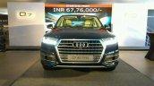 Audi Q7 Petrol 40 TFSI front view