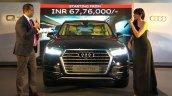 Audi Q7 Petrol 40 TFSI price