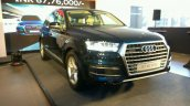 Audi Q7 Petrol 40 TFSI right front three quarters