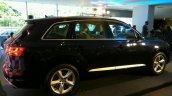 Audi Q7 Petrol 40 TFSI side angle