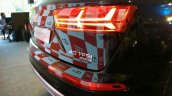 Audi Q7 Petrol 40 TFSI tail light