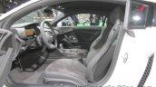 Audi R8 V10 RWS dashboard