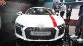 Audi R8 V10 RWS front at IAA 2017
