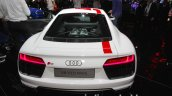 Audi R8 V10 RWS rear at IAA 2017
