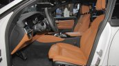 BMW 6 Series GT front seats at IAA 2017