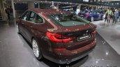 BMW 6 Series GT rear three quarter left angle at IAA 2017