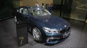 BMW 7 Series Edition 40 Jahre front three quarters at IAA 2017