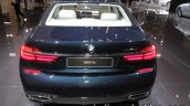 BMW 7 Series Edition 40 Jahre rear at IAA 2017