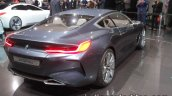 BMW Concept 8 Series rear three quarters at IAA 2017
