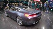 BMW Concept 8 Series rear three quarters left at IAA 2017