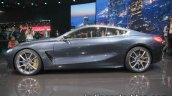 BMW Concept 8 Series side profile at IAA 2017