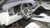BMW Concept X7 iPerformance dashboard at IAA 2017