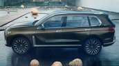 BMW Concept X7 profile leaked image
