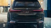 BMW Concept X7 rear leaked image