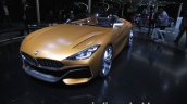 BMW Concept Z4 front three quarter at IAA 2017