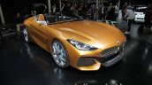 BMW Concept Z4 front three quarters at IAA 2017