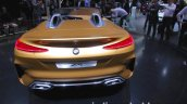 BMW Concept Z4 rear at IAA 2017