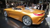 BMW Concept Z4 rear three quarter angle at IAA 2017