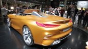 BMW Concept Z4 rear three quarters at IAA 2017