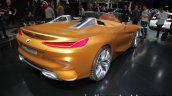 BMW Concept Z4 rear three quarters right at IAA 2017