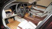 BMW Individual M760Li inspired by Nautor's Swan interior