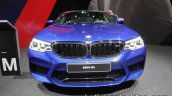 BMW M5 front at IAA 2017