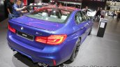 BMW M5 rear three quarters at IAA 2017