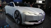 BMW i Vision dynamics front three quarters close-up at the IAA 2017