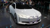 BMW i Vision dynamics front three quarters right side at the IAA 2017
