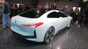 BMW i Vision dynamics rear three quarters at the IAA 2017