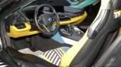 BMW i8 MemphisStyle Edition interior at IAA 2017