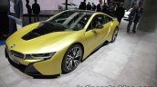 BMW i8 Protonic Frozen Yellow Edition showcased at IAA 2017
