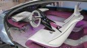 Borgward Isabella Concept dashboard