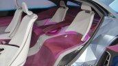 Borgward Isabella Concept rear seat