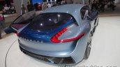 Borgward Isabella Concept rear three quarters